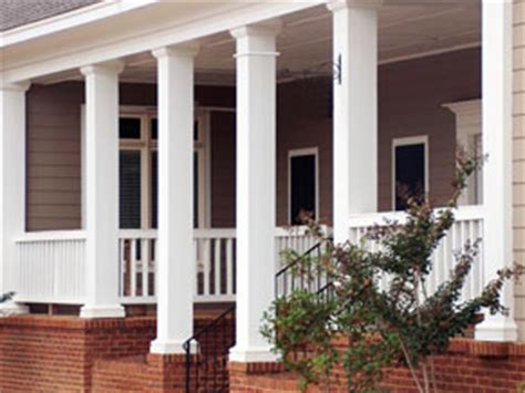 Decorative Porch Posts by Decorative Porch Columns Designs