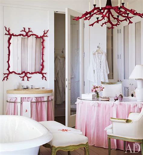 girly bathroom to da loos pink and red girly romantic bathroom