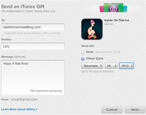 How To Buy An App With Itunes Gift Card - how to gift an app from itunes or the app store app