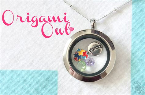 The Origami Owl - origami owl living lockets