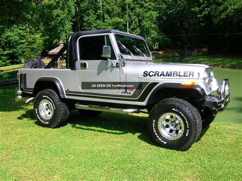 1981 Jeep Scrambler 1981 Jeep Scrambler