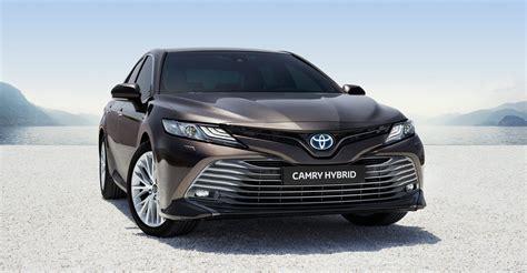 2019 All Toyota Camry by Toyota Camry Hybrid Luxury Sedan