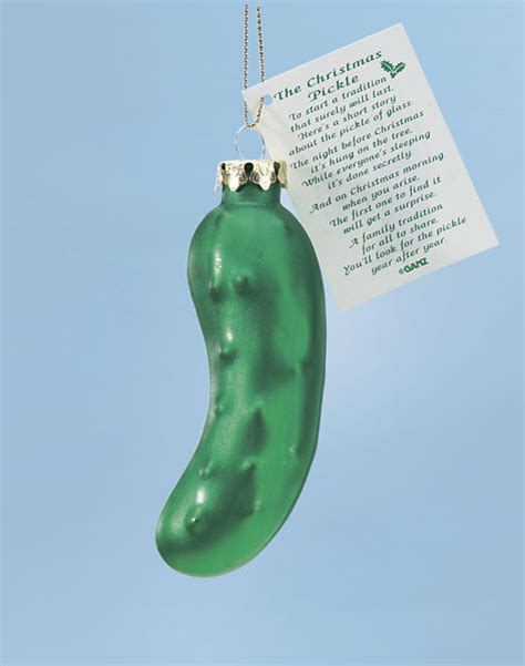 km gifts legend of the christmas pickle