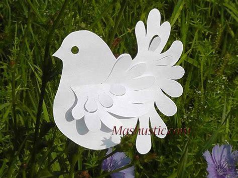 paper birds crafts images  pinterest bird