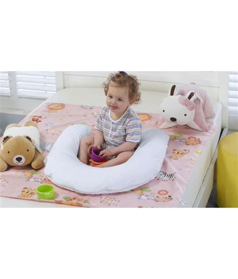 Is Pillow For Baby by Bedmate Baby Hug Total Support Pillow For Childrens