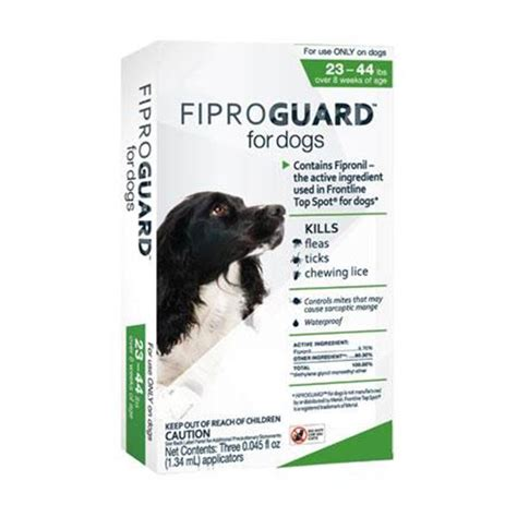flea medication for puppies sentry fiproguard flea tick topical medication for dogs