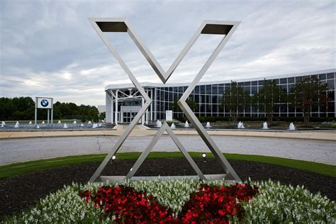 Bmw Plant Spartanburg by Bmw Plant Spartanburg To Begin Production Of All New Bmw X5