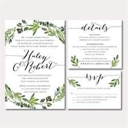 wedding invitations with pictures templates 25 best ideas about printable wedding invitations on