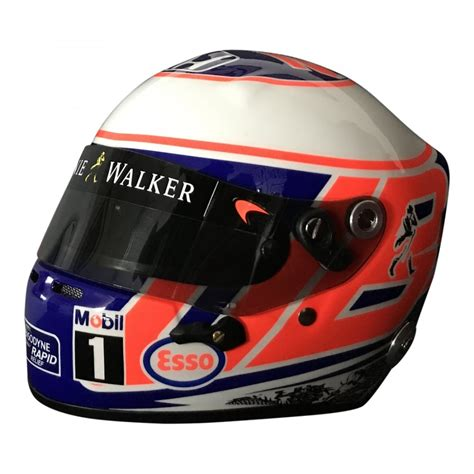 mclaren button mclaren honda jenson button 2016 helmet 1 2 scale