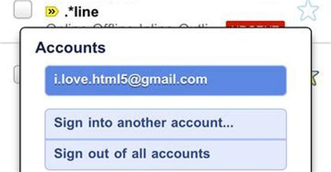 sign out of gmail on android gmail for mobile gets sign in
