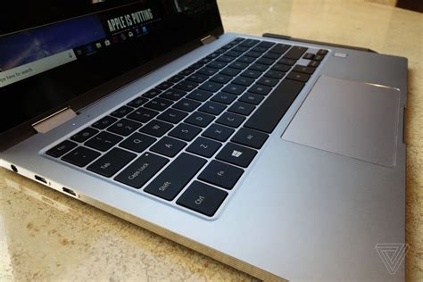 samsung notebook 9 pro the new flagship laptop that actually looks like one again the verge
