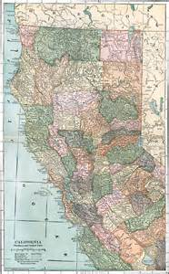 northern and central california