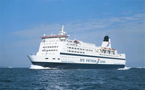 bareboat hire purchase st peter line pays 17 million to purchase spl princess