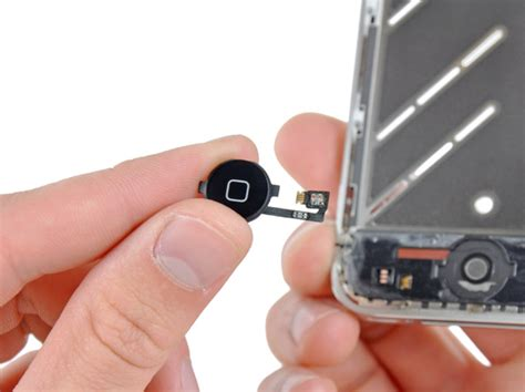 iphone 4 home button replacement ifixit