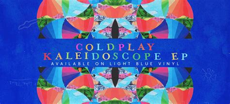 coldplay kaleidoscope coldplay kaleidoscope light blue vinyl vinyl collective