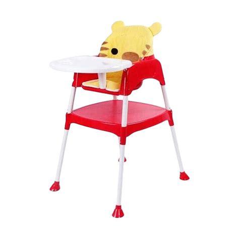 Kursi Makan Bayi Baby Safe jual baby safe hc03b separable high chair kursi makan bayi