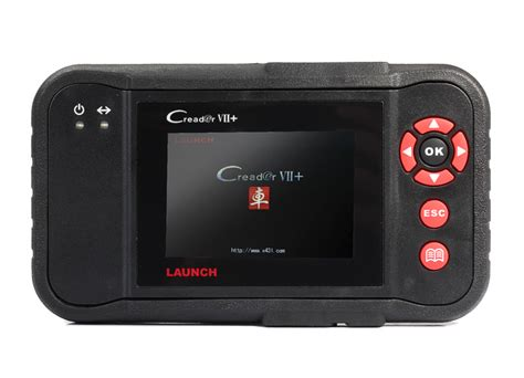 launch  creader vii multi language car diagnostic scan tool