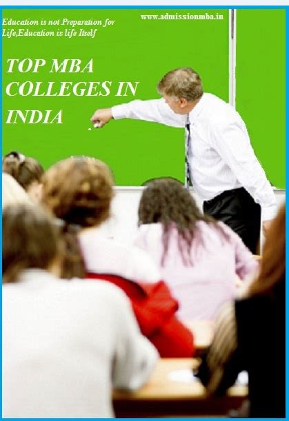 Mba In College by Top Mba In Colleges Best Mba College India Choose Top City