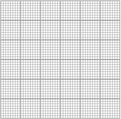 How To Make Graph Paper - printable graph paper pdf template calendar template