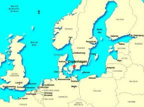 World Map Denmark by Copenhagen Denmark Discount Cruises Last Minute