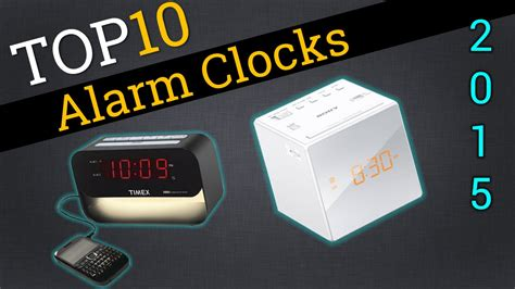 best alarm clocks top ten alarm clocks 2015 compare best alarm clocks