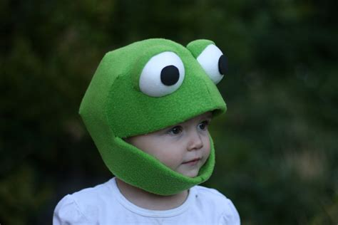 small child size frog mask child size small medium or large