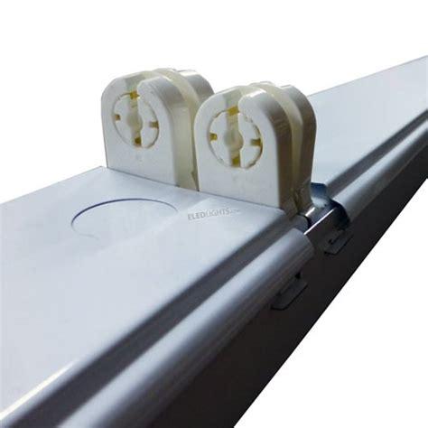 8ft Light Fixture by 8ft Linear Lighting Fixture Holds Four 4ft Eledlights
