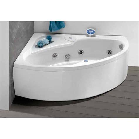 vasca idromassaggio piccola vasca da bagno idromassaggio angolare 150x100 cm san marco
