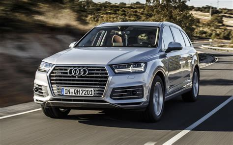 Audi Q7 0 by Audi Q7 E 3 0 Tdi Quattro Test En Specificaties