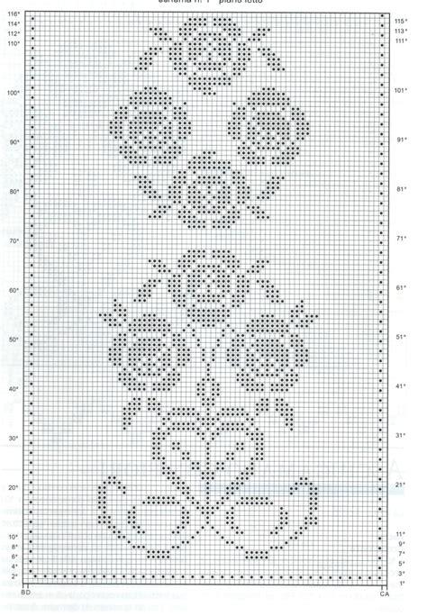 bordure uncinetto tende bordure per tende all uncinetto org con bordi uncinetto