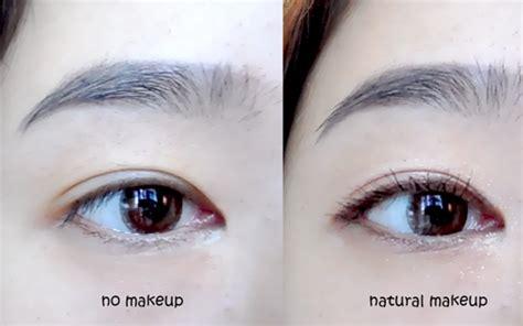 tutorial makeup natural mudah inilah cara memakai riasan mata ala korea dengan mudah