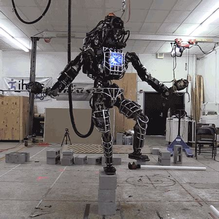 want a robot to clean your house you ll have to wait a while longer treehugger google atlas robot can now clean his own room