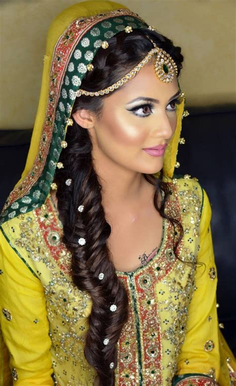 hairstyle design pakistani latest pakistani bridal hairstyles 2017 for girlslatest