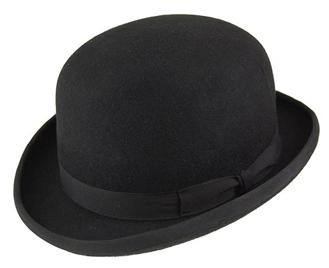 How To Make A Bowler Hat Out Of Paper - bowler hat transparent background