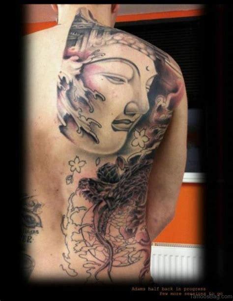 back body tattoo design 63 fantastic buddha tattoos for back