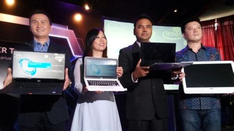 Laptop Dell Xps 15 Di Indonesia notebook terbaru dell xps 15 4k tak rilis di tanah air