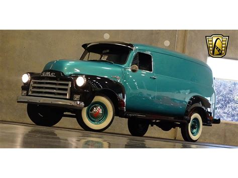1954 gmc truck for sale 1954 gmc panel truck for sale classiccars cc 878854