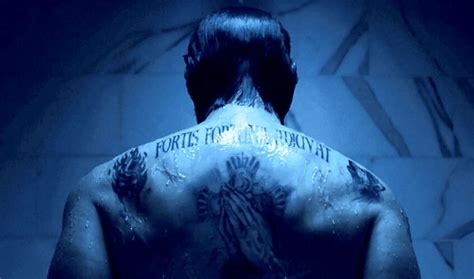 tattoo john wick back john wick back tattoo bing images