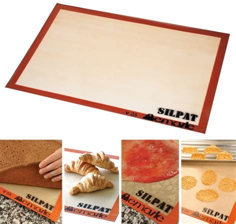 Silpat Baking Mats by Silpat Silicone Baking Mats From Demarle Matfer With