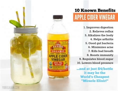 Can You Use Apple Cider Vinegar To Detox by Why You Should Use Apple Cider Vinegar For Pretty Much