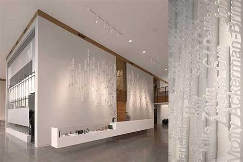 Ziba Lobby by AIGA Design » Retail Design Blog