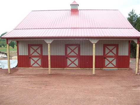 barn kit nail blog horse barn garage plans