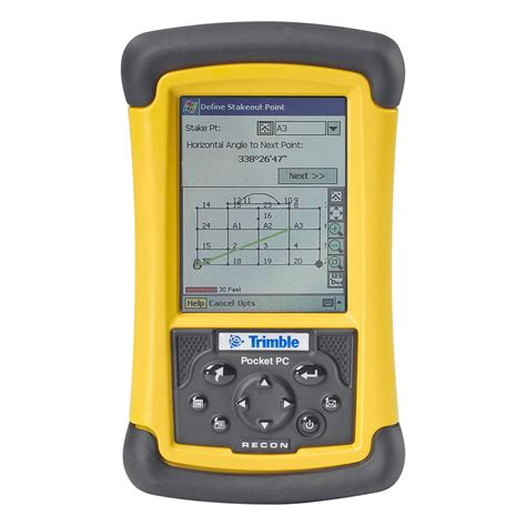 Trimble Lm80 Layout Manager User Guide   trimble lm80 layout manager data collector benchmark az