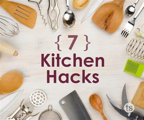 kitchen hacks 7 kitchen hacks to save you time and money tastefully simple