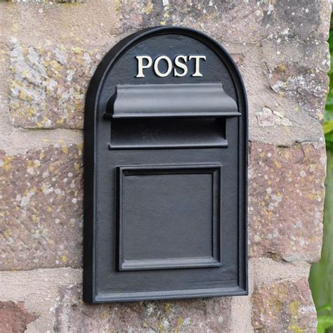 Briefkasten Einbau Mauer by Through The Wall Post Box Oxford Build In The Wall Post Box