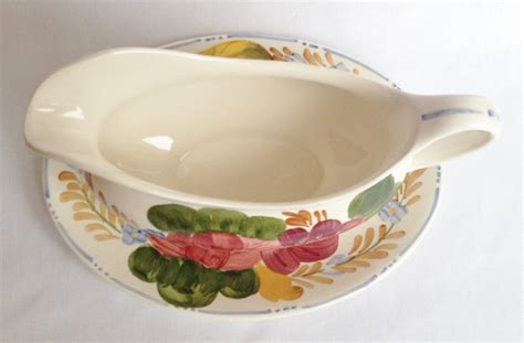 gravy boat tesco nivag crockery simpsons belle fiore gravy boat and stand