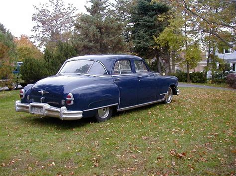 1952 Chrysler Imperial by 1952 Chrysler Imperial Owned By Joe Brienza