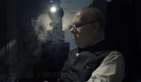 darkest hour winston churchill gary oldman is winston churchill in darkest hour trailer
