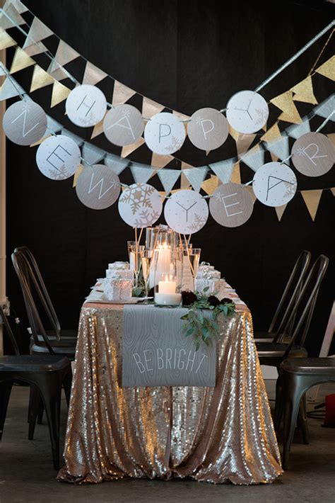 new year decor modern 10 must haves for a new year s wedding