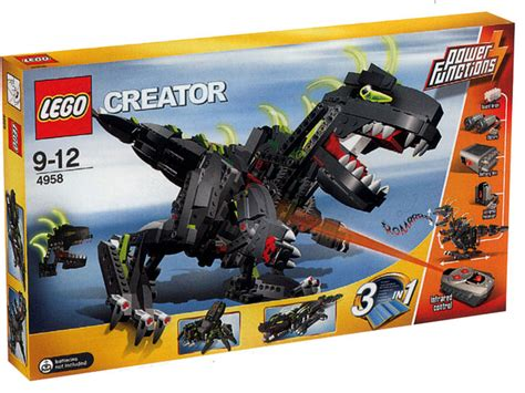 Set 1987 3in1 lego dino 3in1 lego 4958 lego power functions